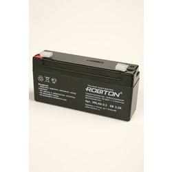 Аккумулятор свинцово-кислотный ROBITON VRLA6-3.3