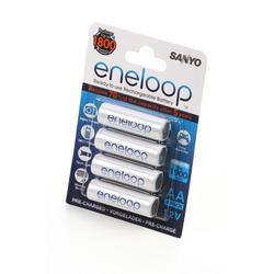 Аккумулятор предзаряженный SANYO eneloop HR-3UTGB-4BP AA BL4