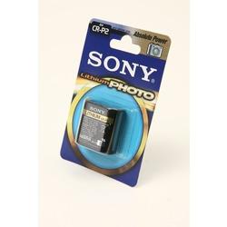 Батарейка фотолитиевая SONY CRP2 BL1