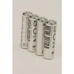 Батарейка бытовая стандартных типоразмеров SONY NEW ULTRA SUM3-NUP4A R6 SR4, в упак 40 шт