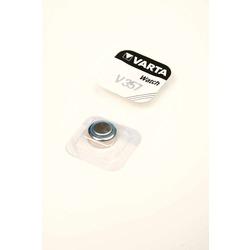 Батарейка серебряно-цинковая часовая VARTA 357