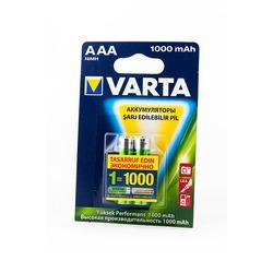 Аккумулятор Ni-MN VARTA 5703 AAA 1000mAh BL2