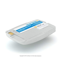 Аккумулятор для телефона SAMSUNG SGH-E530 WHITE