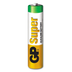 Батарейка бытовая стандартных типоразмеров GP 15A-B40