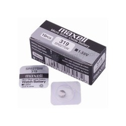 Батарейка Элемент питания MAXELL SR527SW 319
