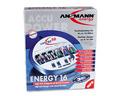 Зарядное устройство Зарядное устройство ANSMANN ENERGY 16 5207123 BL1