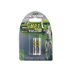Аккумулятор цилиндрический ANSMANN 950 AAA