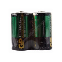 Батарейка бытовая стандартных типоразмеров GP 13G-OS2