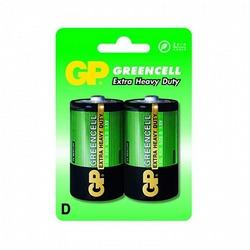 Батарейка бытовая стандартных типоразмеров GP 13G-2CR2