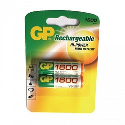 Аккумулятор бытовой GP 160AAHC-2CR2