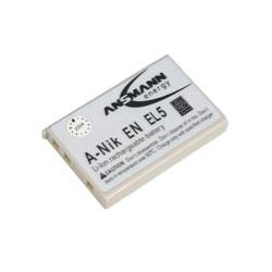 Аккумулятор для фото и видеокамер Аккумулятор ANSMANN A-Nik EN EL 5 5022333 BL1