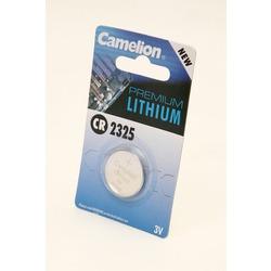 Батарейка дисковая литиевая Camelion CR 2325 BL1 2325