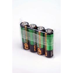 Батарейка бытовая стандартных типоразмеров GP Greencell 15G/R6 SR4, в упак 40 шт