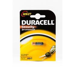 Батарейка спецэлемент DURACELL MN27 BL1 27A