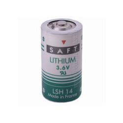 Батарейка литиевый спецэлемент SAFT LSH 14 C