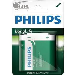 Батарейка Батарея PHILIPS 3R12 LONGLIFE BL1