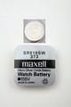 Батарейка Элемент питания MAXELL SR916SW 373