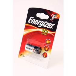 Батарейка Energizer EL123AP BL1