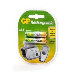 Аккумулятор цилиндрический GP 70AAAHC-2CR2 HR03 BL2