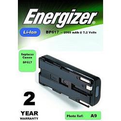 Аккумулятор для фото и видеокамер Energizer CA941 (Canon BP-945) цифр.ф/ап BL1 C/6000/7.2V