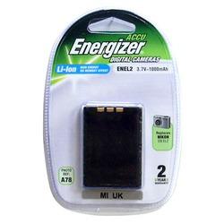 Аккумулятор для фото и видеокамер Energizer ENEL2 (NIKON EN-EL2) цифр.ф/ап BL1 N/Li1000/3.7V