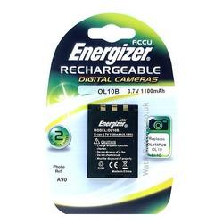Аккумулятор для фото и видеокамер Energizer OL10B (OLYMPUS LI-10B) цифр.ф/ап BL1 O/Li1100/3.7V