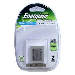 Аккумулятор для фото и видеокамер Energizer OL30B (OLYMPUS LI-30B) цифр.ф/ап BL1 O/Li645/3.6V