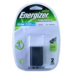 Аккумулятор для фото и видеокамер Energizer CA12 (Canon BP-2L12) в/камеры BL1 C/Li1260/7.4V