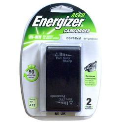 Аккумулятор для фото и видеокамер Energizer CH150NM (JVC BN-V11U) в/камеры BL1 J-MH-2000-6V