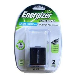 Аккумулятор для фото и видеокамер Energizer DVBP21 (Panasonic CGA-DU21) в/камеры BL1 P/Li/1800/7.2V