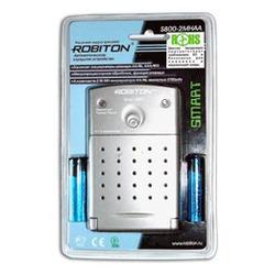 Зарядное устройство с аккумуляторами Robiton Smart S800 - 2 MHAA BL1