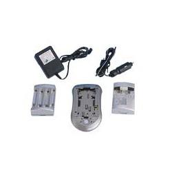 Зарядное устройство ANSMANN DIGI-charger plus 5025023 BL1 C2/Li/3.6/7.2/A-V-FO