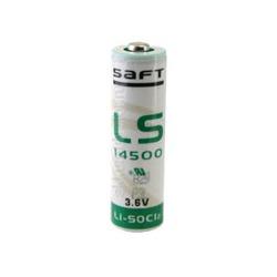 Батарейка литиевый спецэлемент SAFT LS 14500 AA